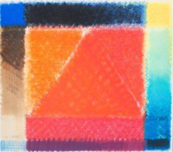 Heinz Mack, Rote Pyramide