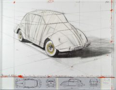 Jeanne and Claude Christo, Volkswagen
