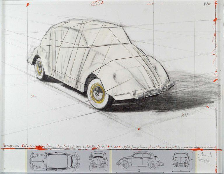 Jeanne and Claude Christo, Volkswagen
